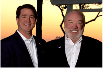 Dr. Eric Ellis and Dr. Joe Ellis are two of Houston's leading cosmetic dentists.